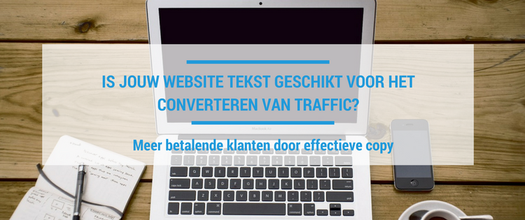 Converteert jouw website tekst?