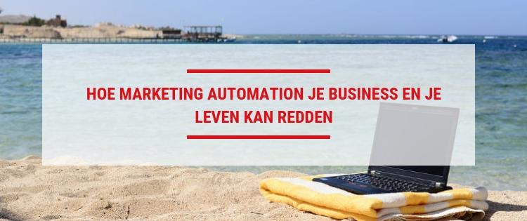 Marketing automation toepassen
