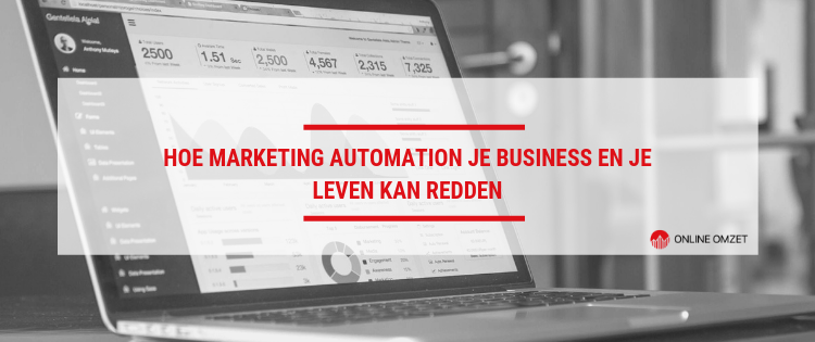 Werk slimmer met marketing automation