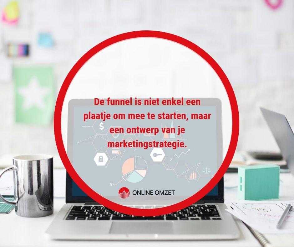 Sales funnel marketing strategie
