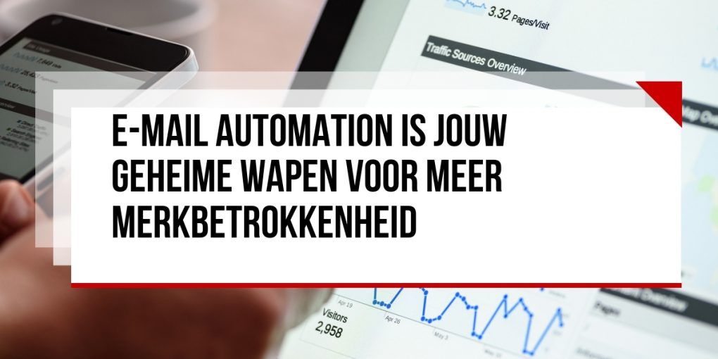 Geautomatiseerde e-mail marketing