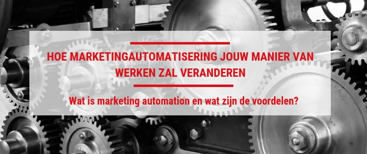 Voordelen marketingautomatisering